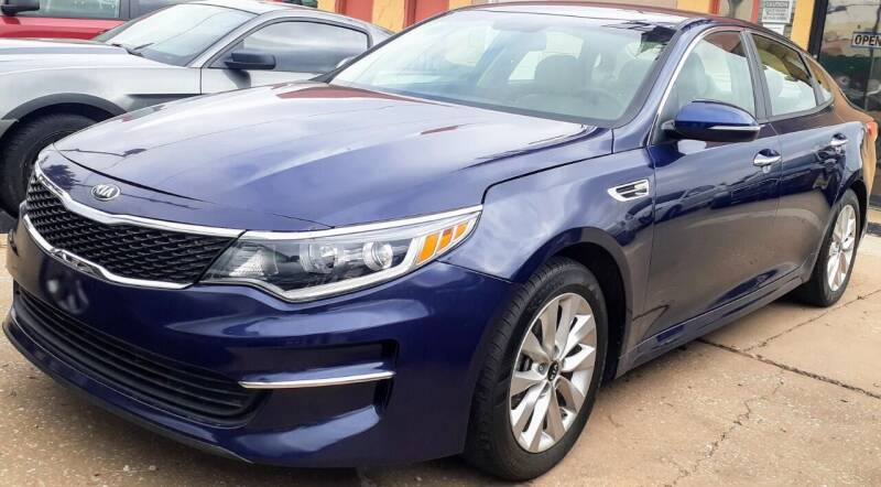 2018 Kia Optima for sale at Automay Car Sales in Oklahoma City OK