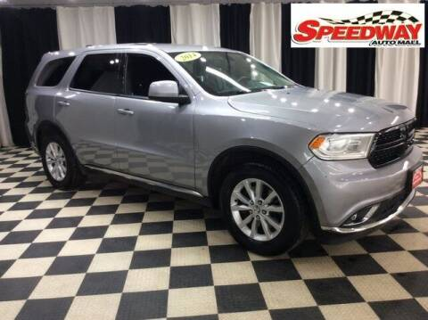 2014 Dodge Durango for sale at SPEEDWAY AUTO MALL INC in Machesney Park IL