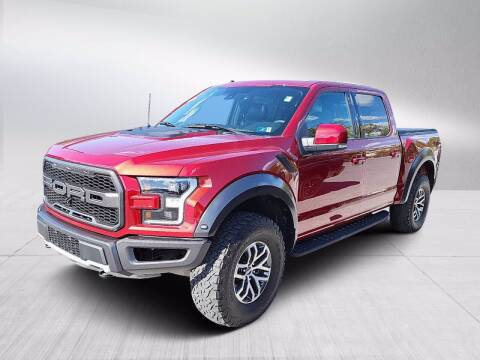 2017 Ford F-150 for sale at Fitzgerald Cadillac & Chevrolet in Frederick MD