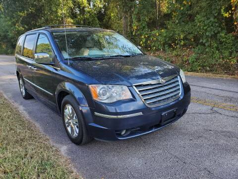 2009 Chrysler Town and Country for sale at GA Auto IMPORTS  LLC in Buford GA