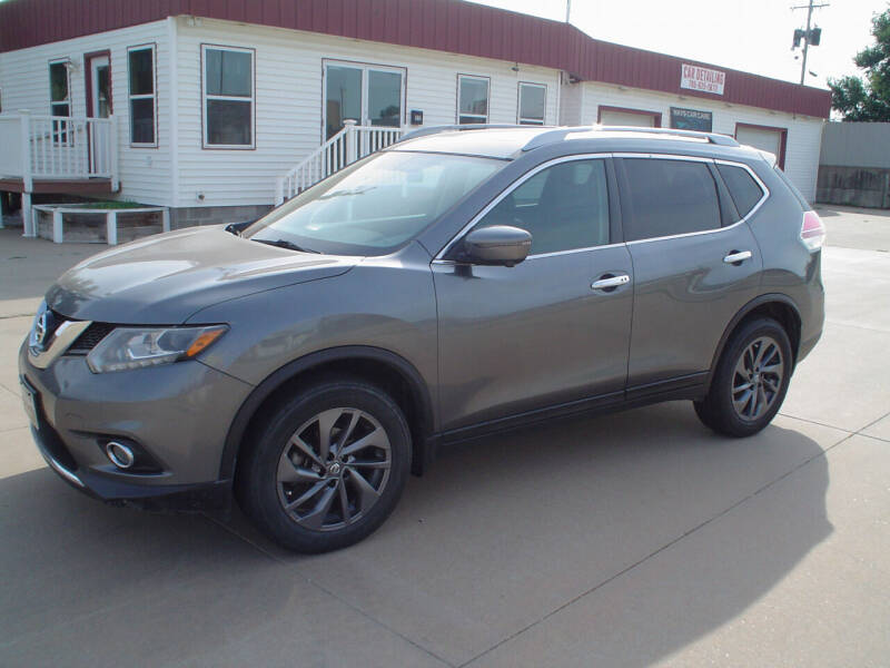 2016 Nissan Rogue for sale at World of Wheels Autoplex in Hays KS