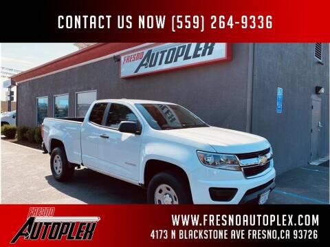 2017 Chevrolet Colorado for sale at Fresno Autoplex in Fresno CA
