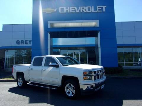 2015 Chevrolet Silverado 1500 for sale at Grey Chevrolet, Inc. in Port Orchard WA