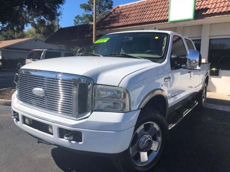 2007 Ford F-250 Super Duty for sale at Elite Florida Cars in Tavares FL
