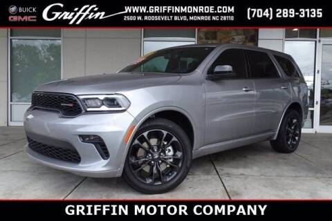2021 Dodge Durango for sale at Griffin Buick GMC in Monroe NC