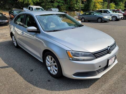2013 Volkswagen Jetta for sale at Ramsey Corp. in West Milford NJ
