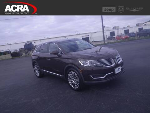 2018 Lincoln MKX for sale at BuyRight Auto in Greensburg IN