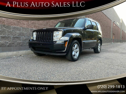2009 Jeep Liberty for sale at A Plus Auto Sales LLC in Denver CO