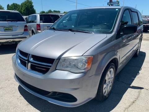 2015 Dodge Grand Caravan for sale at New To You Motors in Tulsa OK