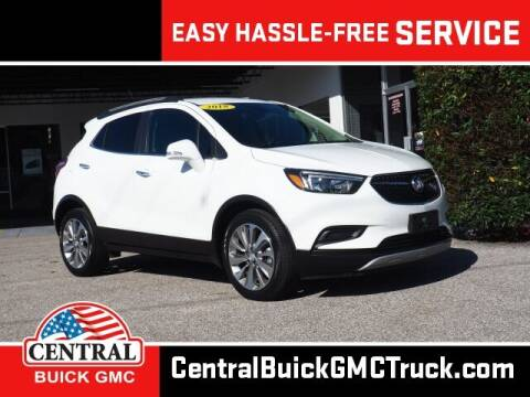 2018 Buick Encore for sale at Central Buick GMC in Winter Haven FL
