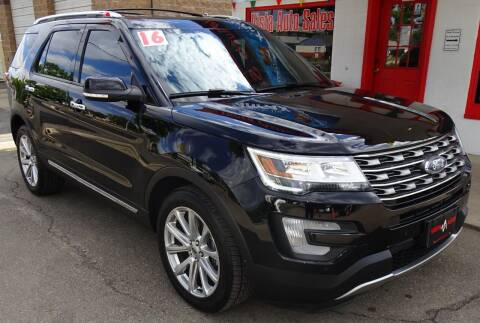 2016 Ford Explorer for sale at VISTA AUTO SALES in Longmont CO