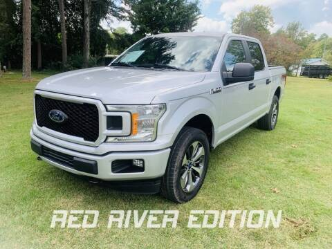 2019 Ford F-150 for sale at RED RIVER DODGE - Red River of Malvern in Malvern AR
