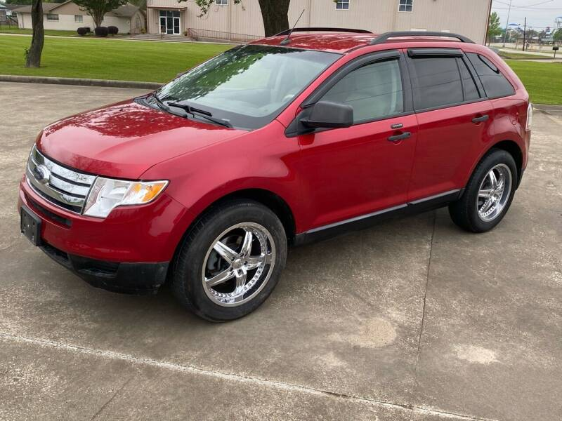 2010 Ford Edge for sale at M A Affordable Motors in Baytown TX