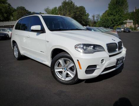 2013 BMW X5 for sale at Northwest Premier Auto Sales in West Richland And Kennewick WA