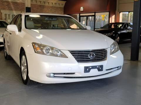 2009 Lexus ES 350 for sale at AW Auto & Truck Wholesalers  Inc. in Hasbrouck Heights NJ