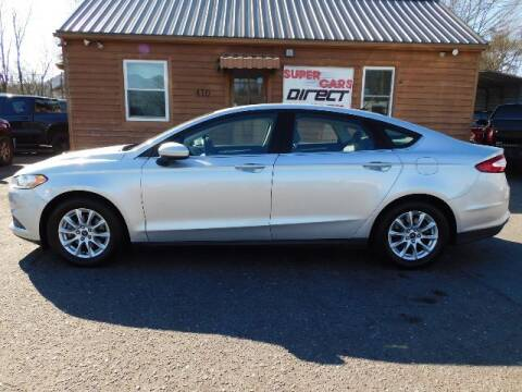 2016 Ford Fusion for sale at Super Cars Direct in Kernersville NC