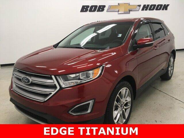 2018 Ford Edge for sale in Louisville, KY