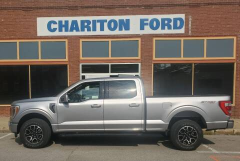 2021 Ford F-150 for sale at Chariton Ford in Chariton IA