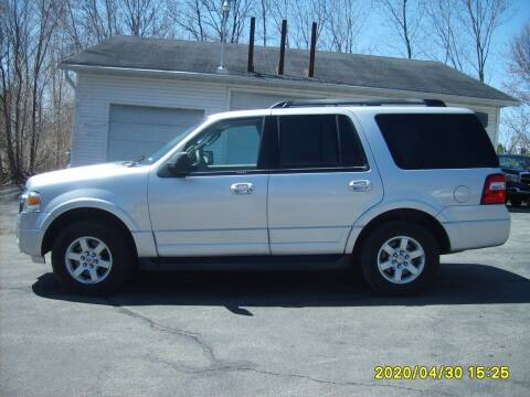 2010 Ford Expedition for sale at Northport Motors LLC in New London WI