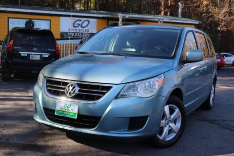 2010 Volkswagen Routan for sale at Go Auto Sales in Gainesville GA