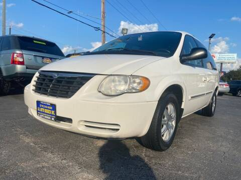 2005 Chrysler Town and Country for sale at A-1 Auto Broker Inc. in San Antonio TX