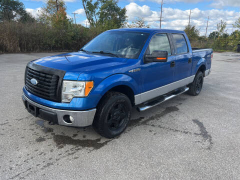 2010 Ford F-150 for sale at Mr. Auto in Hamilton OH