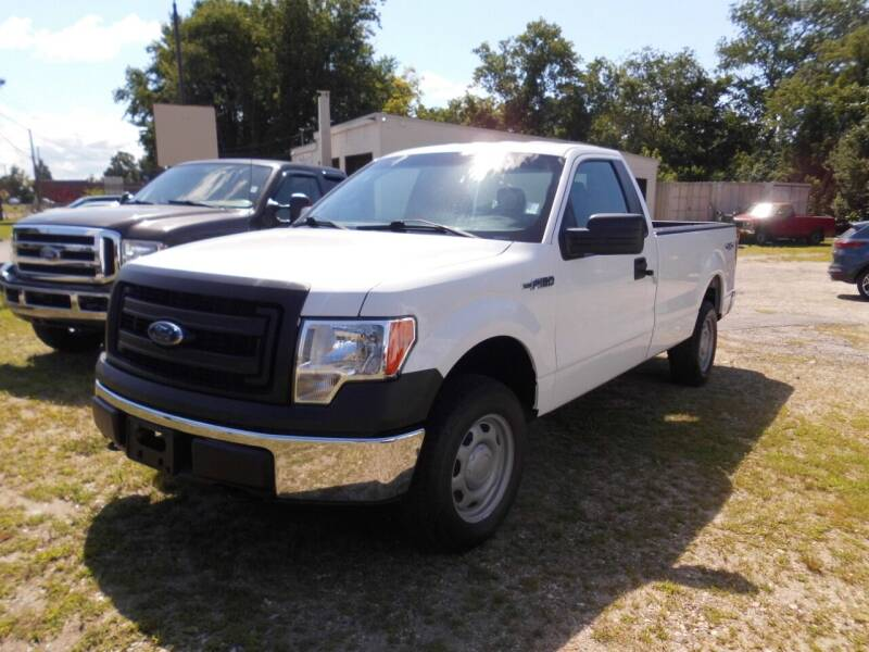 2013 Ford F-150 for sale at ABC AUTO LLC in Willimantic CT