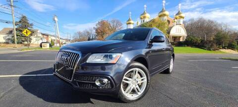 2016 Audi Q5 for sale at Car Leaders NJ, LLC in Hasbrouck Heights NJ