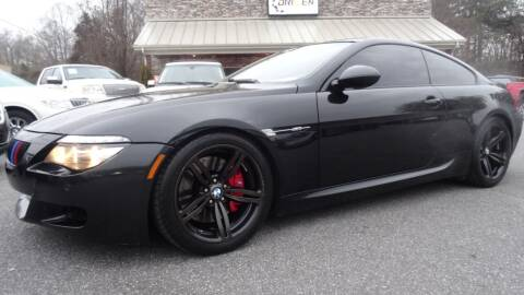 2009 BMW M6 for sale at Driven Pre-Owned in Lenoir NC