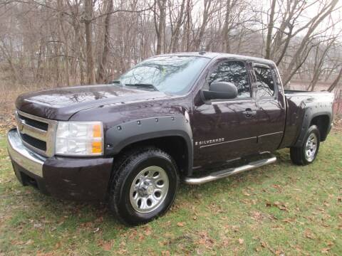 2008 Chevrolet Silverado 1500 for sale at Peekskill Auto Sales Inc in Peekskill NY