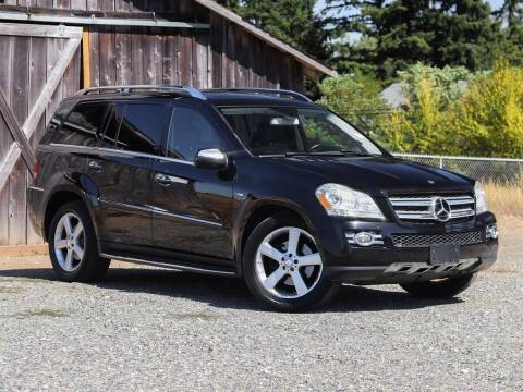 2009 Mercedes-Benz GL-Class for sale at LKL Motors in Puyallup WA
