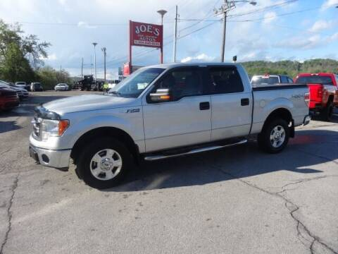 2014 Ford F-150 for sale at Joe's Preowned Autos in Moundsville WV