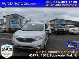 2014 Nissan Quest for sale at Auto Direct Trucks.com in Edgewater Park NJ