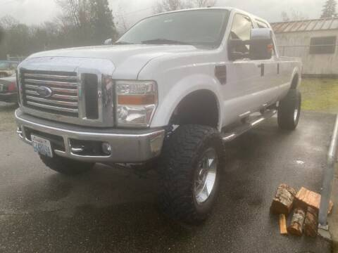 2008 Ford F-350 Super Duty for sale at MILLENNIUM MOTORS INC in Monroe WA