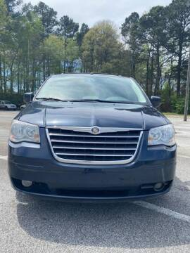 2008 Chrysler Town and Country for sale at Affordable Dream Cars in Lake City GA