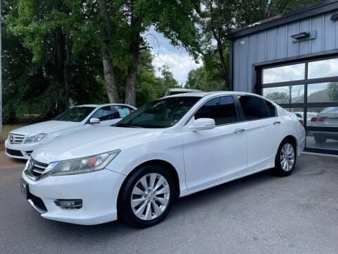 2014 Honda Accord for sale at Luxury Auto Company in Cornelius NC