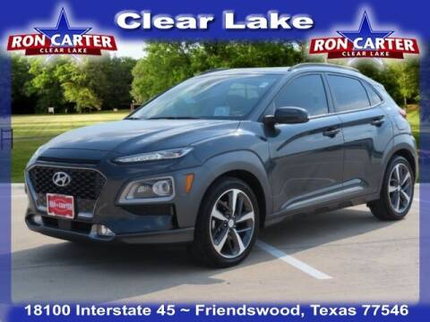 2018 Hyundai Kona for sale at Ron Carter  Clear Lake Used Cars in Houston TX