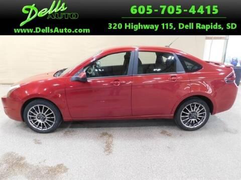 2010 Ford Focus for sale at Dells Auto in Dell Rapids SD