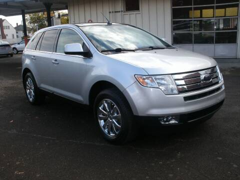 2009 Ford Edge for sale at D & M Auto Sales in Corvallis OR