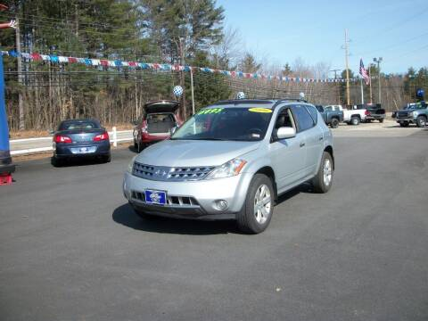 2006 Nissan Murano for sale at Auto Images Auto Sales LLC in Rochester NH