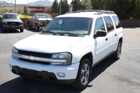 2006 Chevrolet TrailBlazer EXT for sale at Motor City Idaho in Pocatello ID