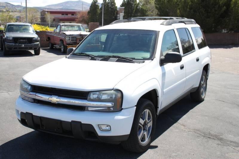 2006 Chevrolet TrailBlazer EXT for sale at Motor City Idaho in Pocatello ID