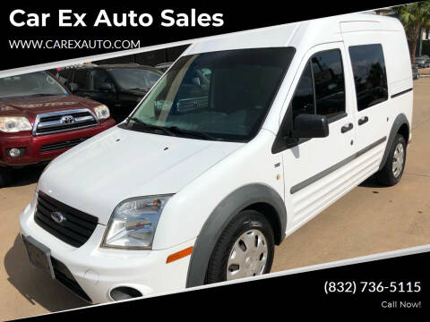 2010 Ford Transit Connect for sale at Car Ex Auto Sales in Houston TX