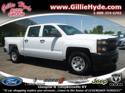 2014 Chevrolet Silverado 1500 for sale at Gillie Hyde Auto Group in Glasgow KY