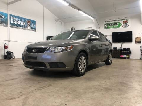 2010 Kia Forte for sale at McMinnville Auto Sales LLC in Mcminnville OR