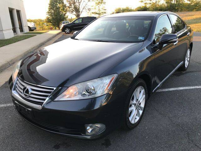 2011 Lexus ES 350 for sale at SEIZED LUXURY VEHICLES LLC in Sterling VA