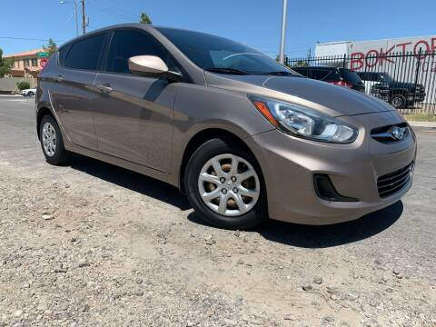 2013 Hyundai Accent for sale at Boktor Motors in Las Vegas NV