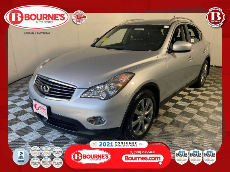 2015 Infiniti QX50 for sale in South Easton, MA