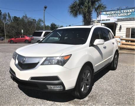 2010 Acura MDX for sale at Emerald Coast Auto Group LLC in Pensacola FL