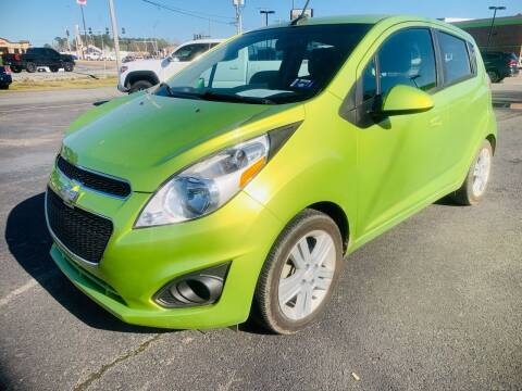 2013 Chevrolet Spark for sale at BRYANT AUTO SALES in Bryant AR